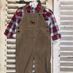 Carter's 💥Brand New With Tags💥2pc Overalls